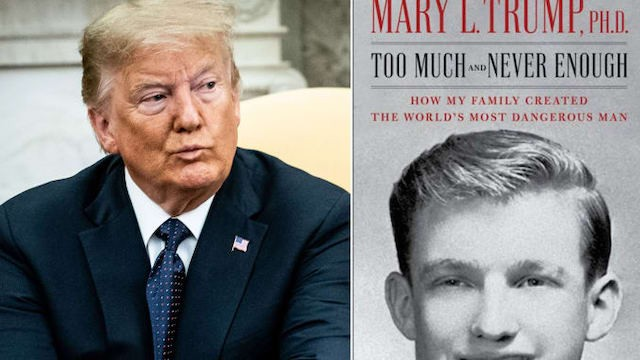 Tell-all book on Trump goes on sale today, New York judge lifts ban order