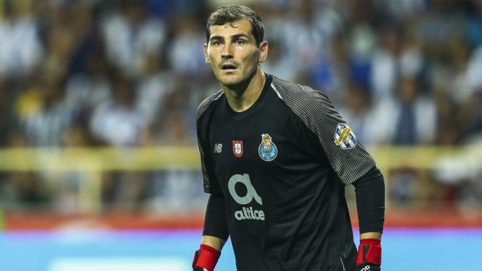 JUST IN: Real Madrid legend, Casillas retires from football