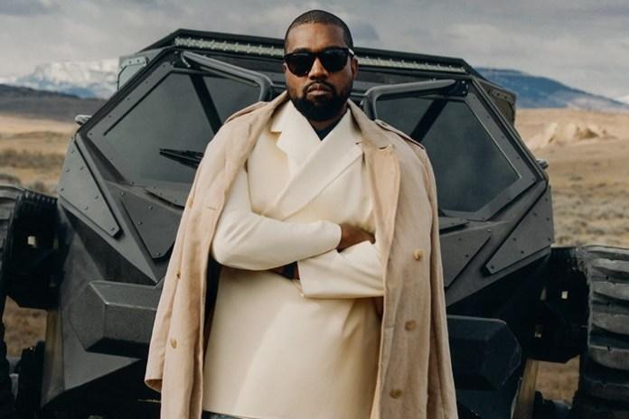 Kanye West goes on strike; declares war on Sony & Universal