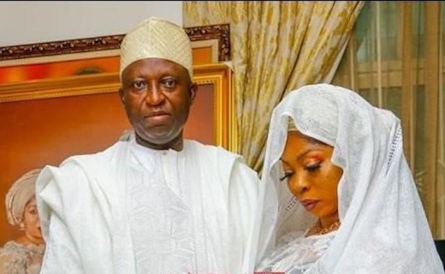 Lagos CP Hakeem Odumosu marries widow Folashade Omotade