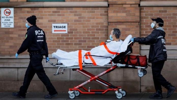 Coronavirus officially kills over 200,000 Americans