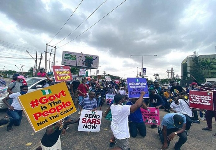 End SARS protests: 'Secret meeting' of governors, billionaires, 7 others sparks outrage