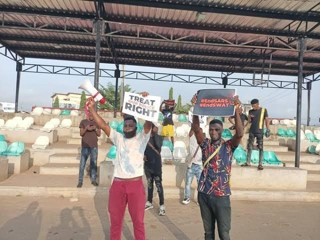 Police ban protests in Ekiti