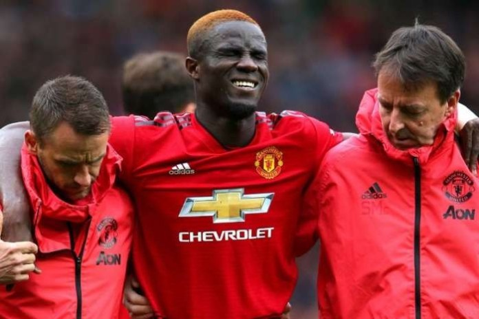 Manchester United fans want Eric Bailly sold due to constant injuries