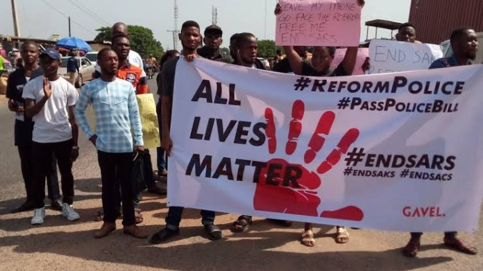 #EndSARS: Catholic bishop commends protesters, but says continuation dangerous