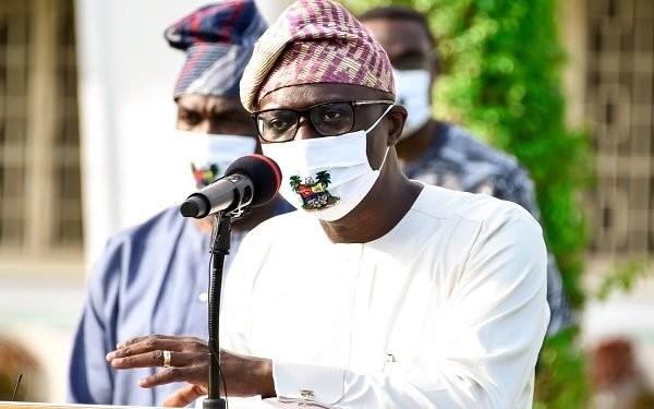 My heart bleeds with level of destruction, says Sanwo-Olu