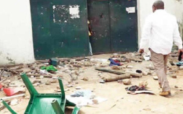 #EndSARS: Hoodlums release 58 inmates in Ondo