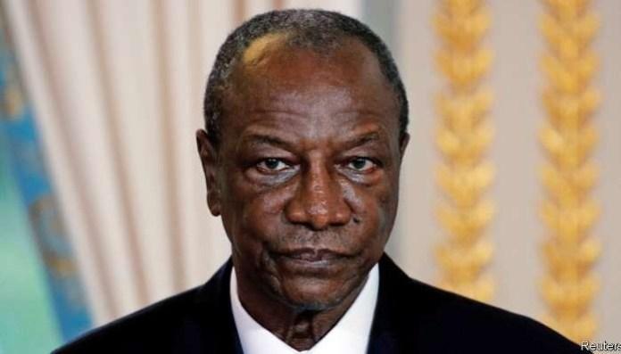 Guinea court declares Alpha Conde elected president