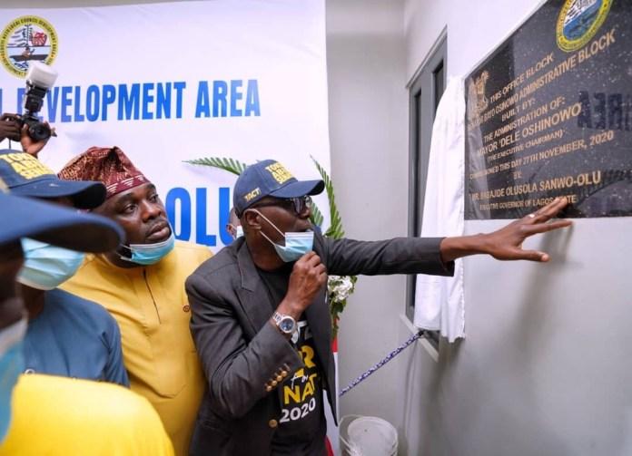 Sanwo-Olu names new secretariat, others after Tinubu, Osinowo