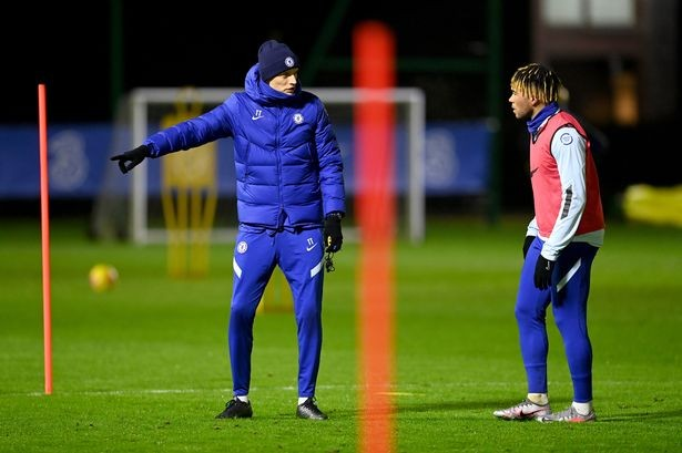 What Tuchel told Chelsea players during first training session