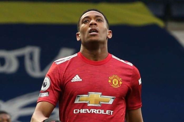 Anthony Martial not obeying team instructions – Report