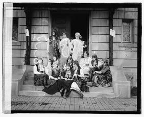 Gypsy group Penn. Women's League