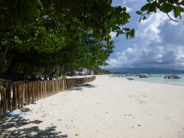 White beach - towards station 3