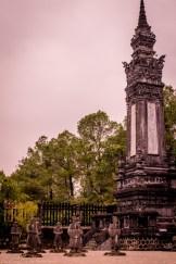 Khai Dinh obelisk