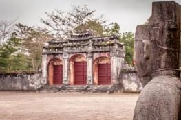 Minh Mang Dai Hon gate
