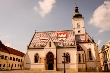 St Mark's - Zagreb