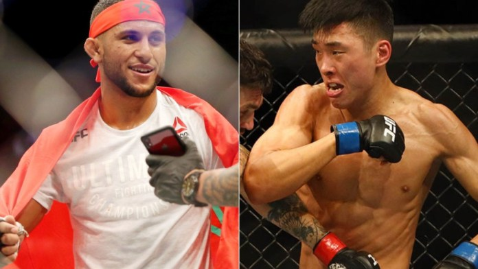 https://mmajunkie.usatoday.com/2020/08/youssef-zalal-vs-seungwoo-choi-targeted-for-ufc-event-on-oct-10