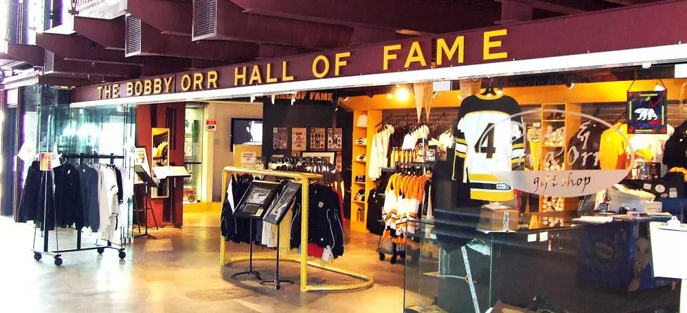 Bobby Orr Hall of Fame