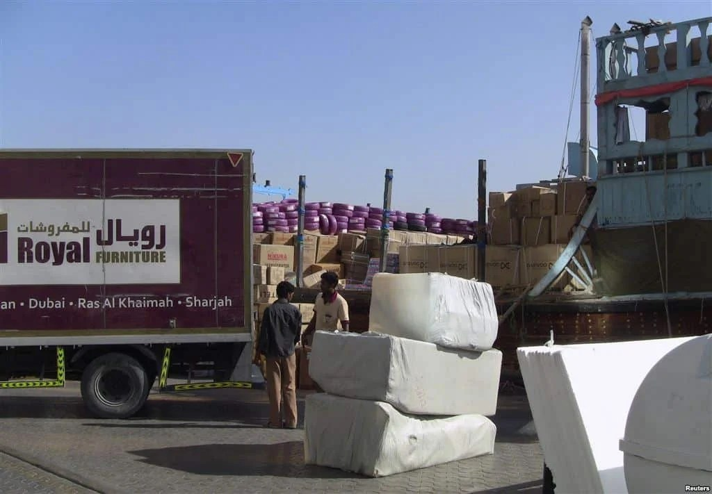 UAE is the First Destination of Made-in-Tehran Products