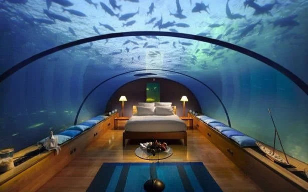 Underwater Hotels Sink Without Trace