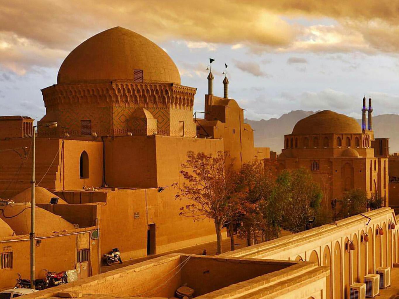 Yazd, A Desert Paradise