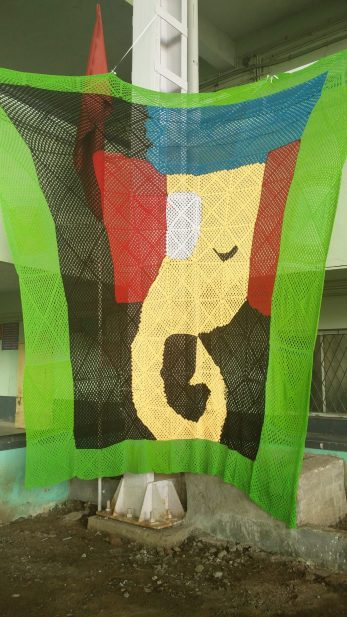 Mumbai Signature Blanket
