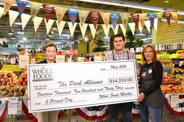 Whole Foods Milburn