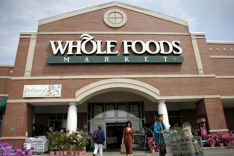 Whole Foods is closing stores