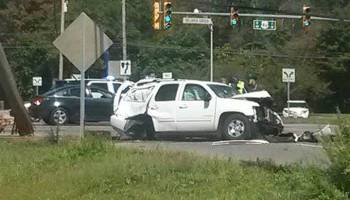 BREAKING NEWS: ROUTE 46 CLOSED