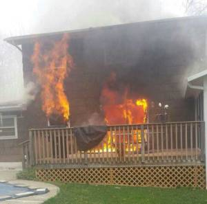 Breaking news: Family cat dies in house fire on Stratford