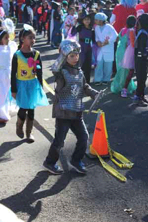 Northvail's Halloween Parade