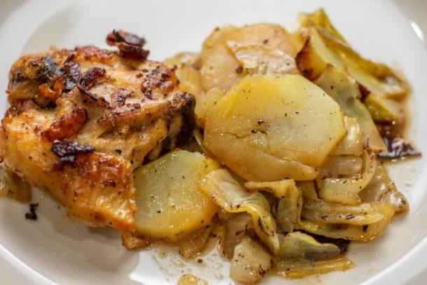 irish chicken