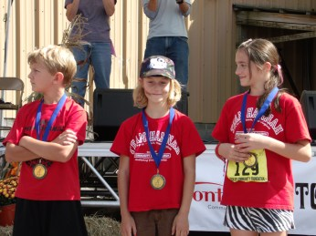Run For It winners from the Youth Catagory