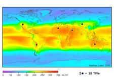 نور خورشید منبع اصلی انرژی