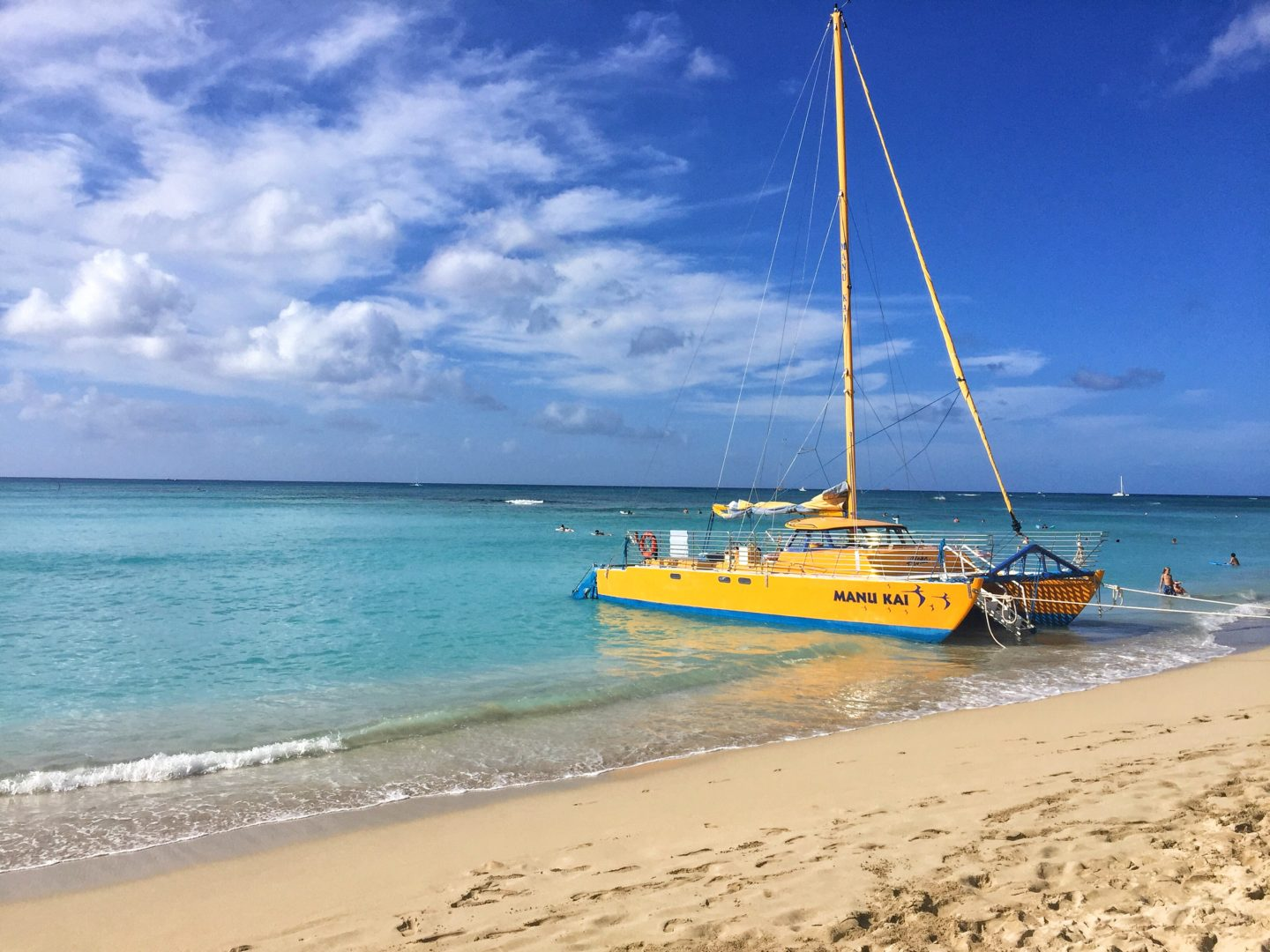 Part-time travel in Honolulu