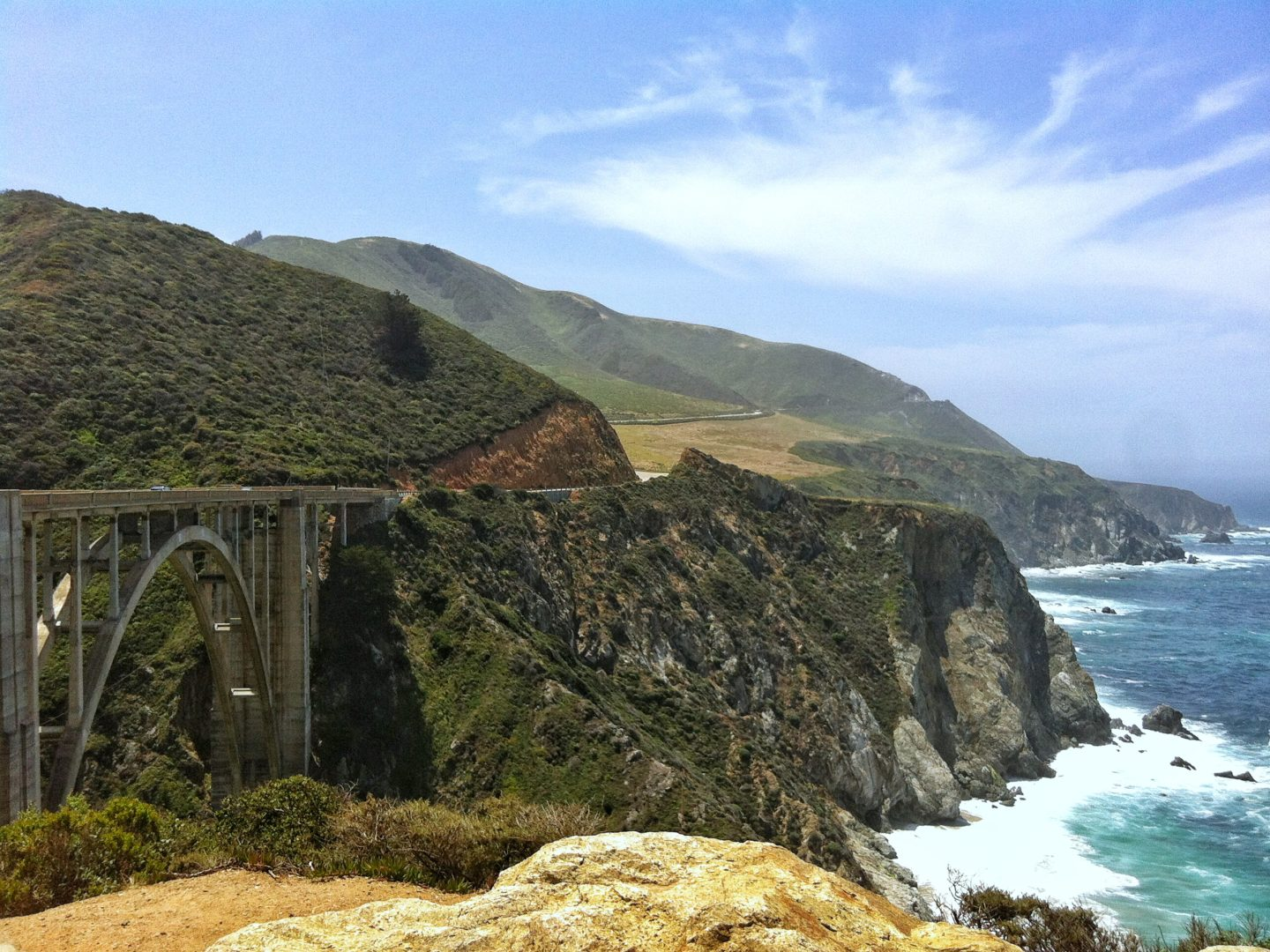 How to travel more with a full-time job Big Sur California