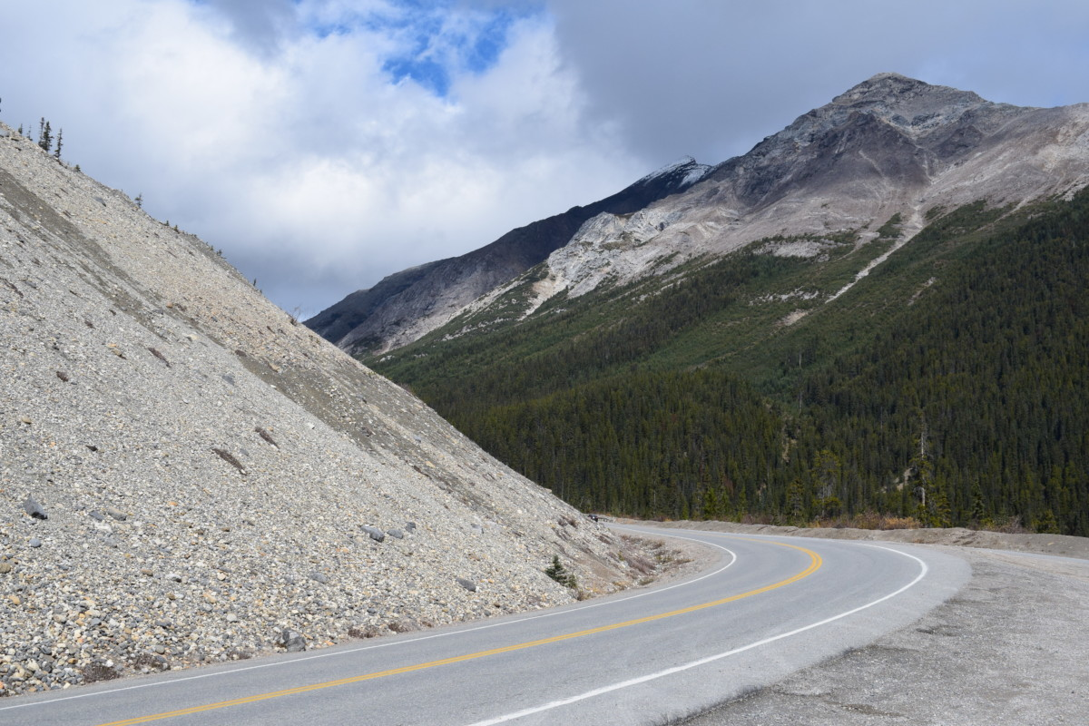 Big Bend Icefields Parkway Canada