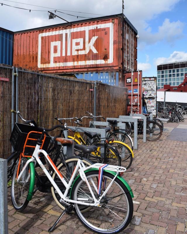 Pllek restaurant Amsterdam Noord