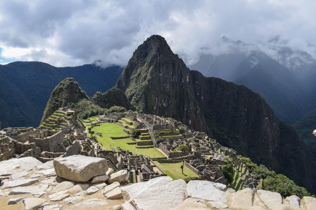 Machu Picchu Sacred Valley Peru