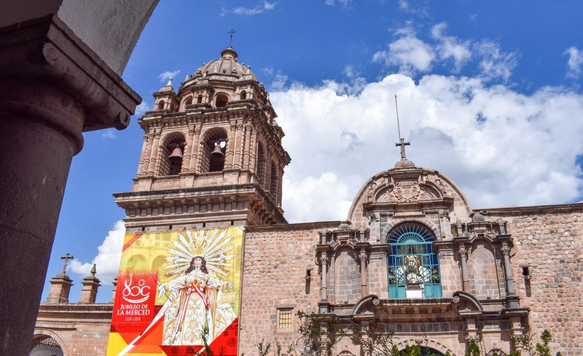 Minor Basilica de la Merced Cusco Peru