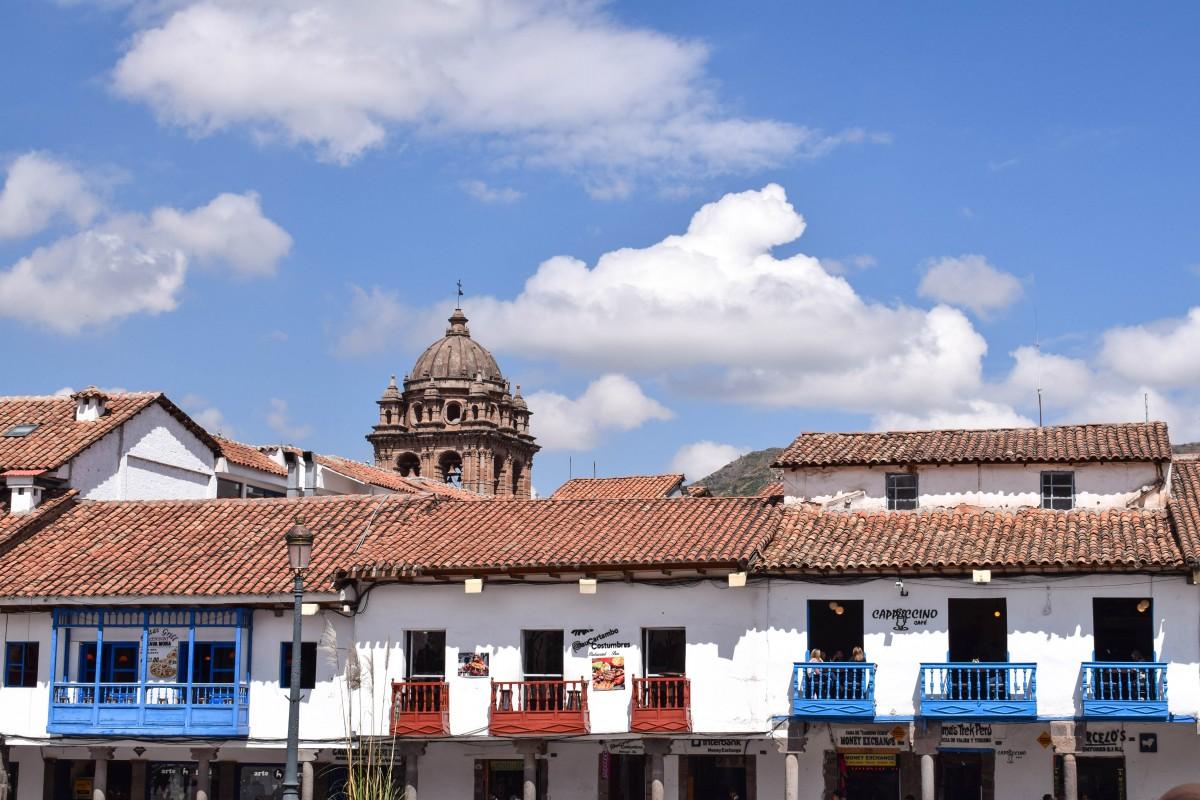 Plaza das Armas Cusco Peru