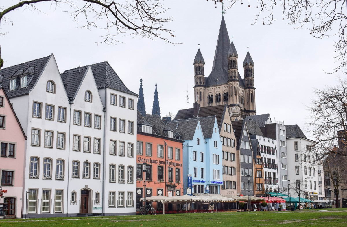 10 free things to do in Cologne