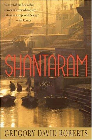 Travel books, Shantaram, Gregory David Roberts