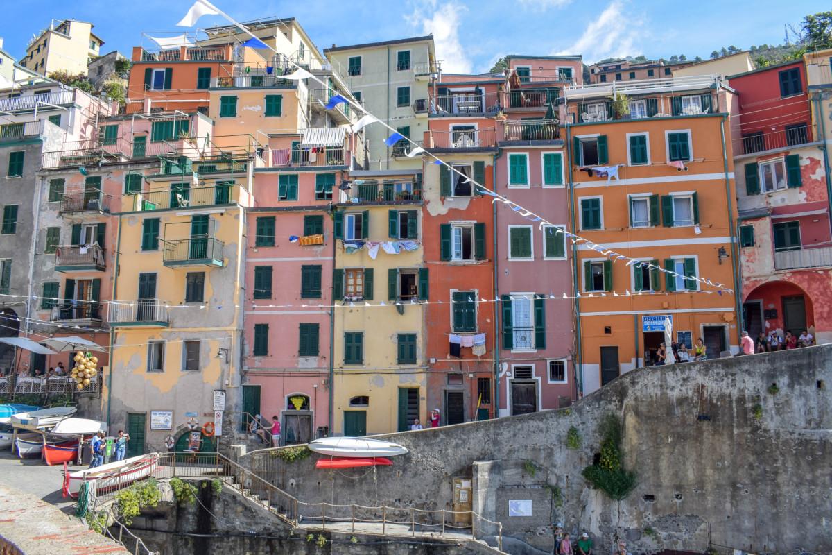 Riomaggiore Cinque Terre Italy-6
