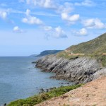 Caswell Bay to Langland Bay hike in the Gower Peninsula Wales - UK travel