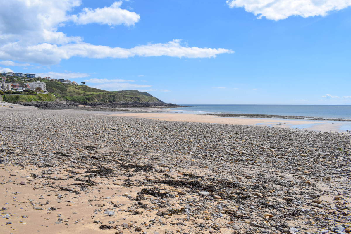 Langland Bay Gower Wales