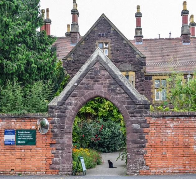 Bristol Botanic Garden Holmes