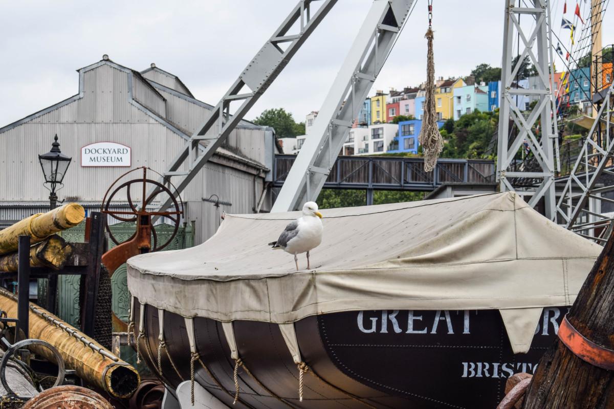 SS Great Britain Bristol Dockyard