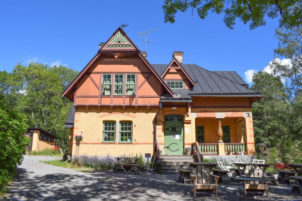 Bogesund Sweden day trip from Stockholm