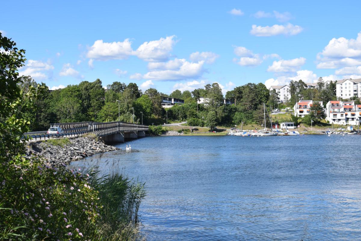 Vaxholm bridge Sweden day trip from Stockholm-16